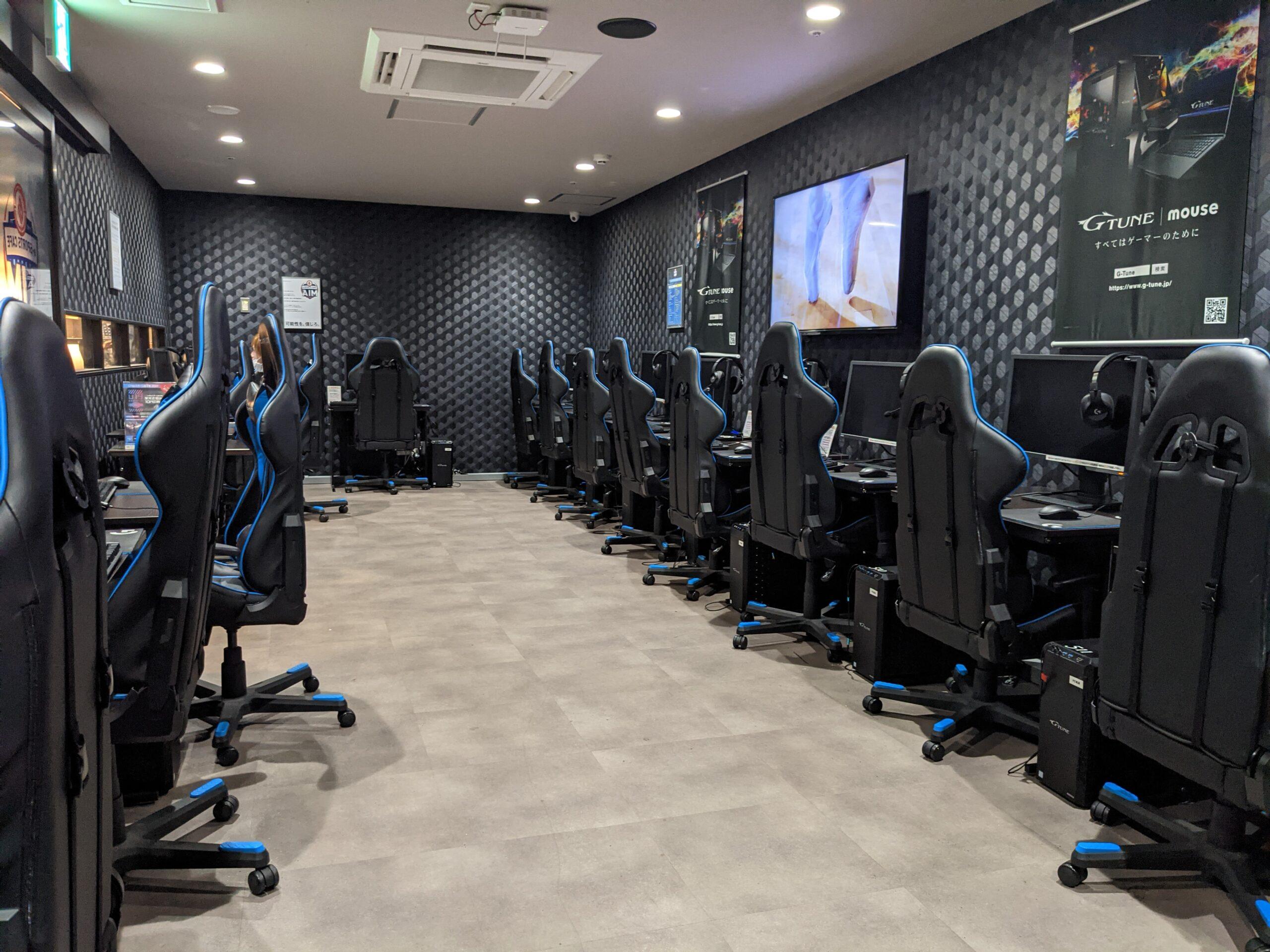 e-SPORTS CAFE AIM 札幌店